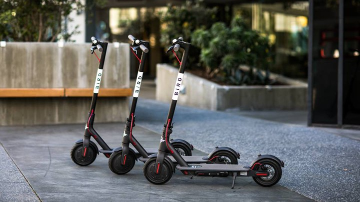 The Atlantic/Bird Scooters