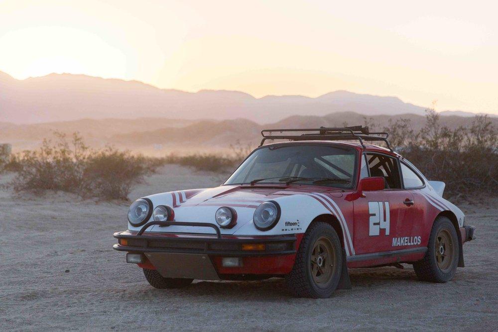 Porsche 911 Safari - Some of our best work yet.