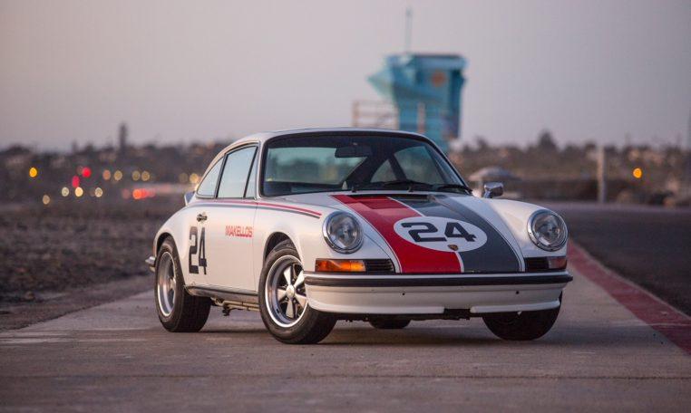 1973 Porsche 911RS TRIBUTE - A Makellos tribute to a classic Porsche icon