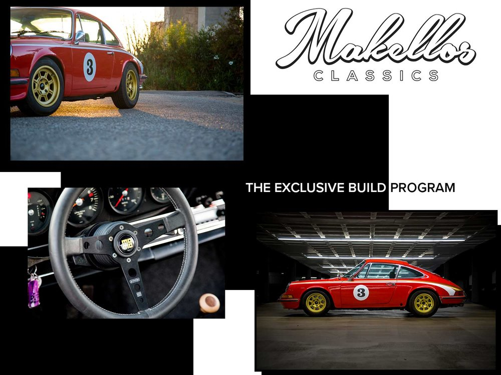 - Our Exclusive Build Program is our most personalized and creatively open program, allowing you to follow your dreams and passions with a completely unique and tailored build process.
