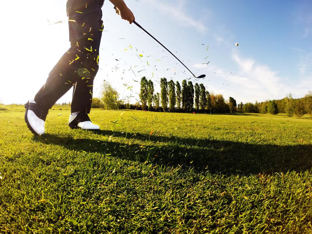 Golf im NTC