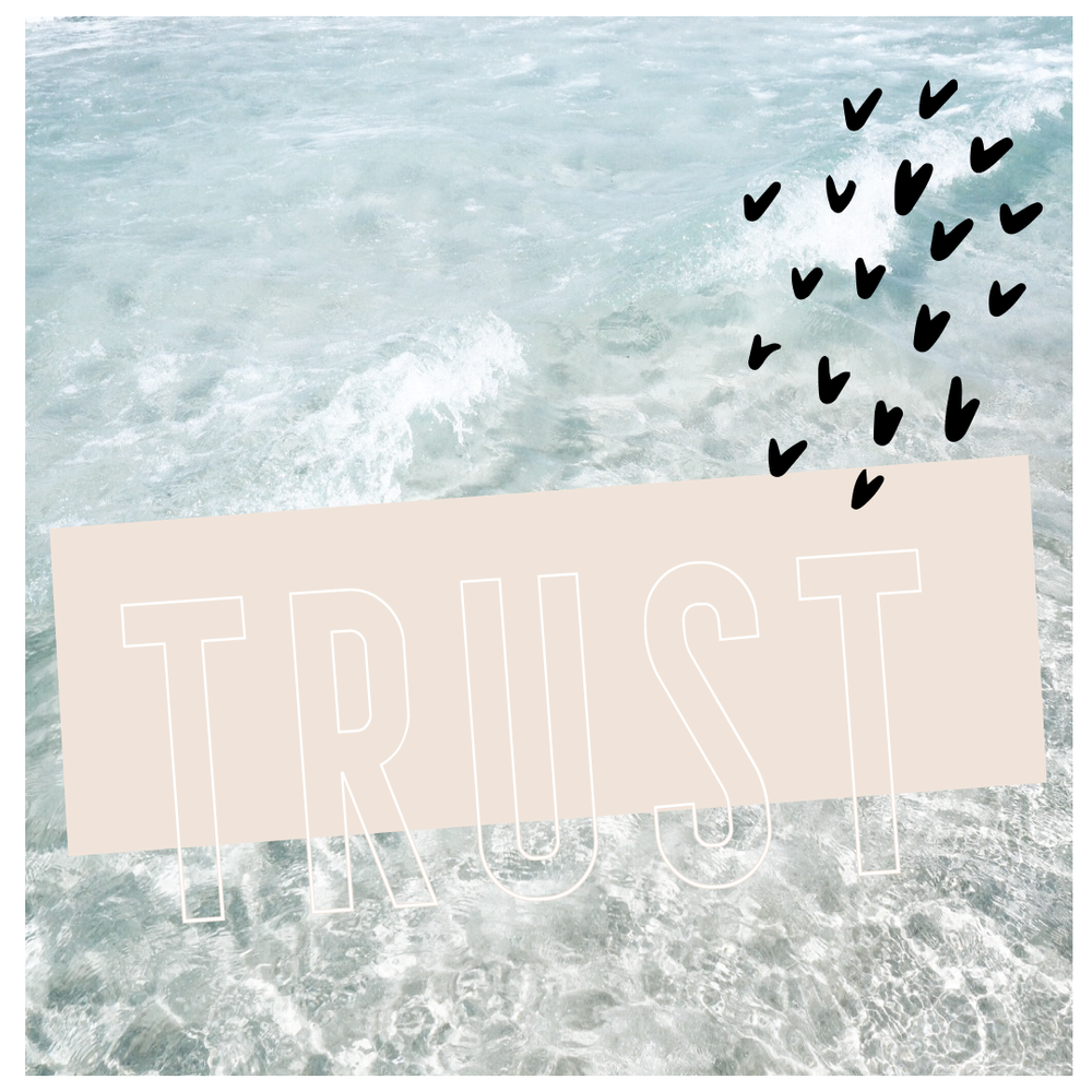 Trust - quote - learn to trust yourself - business journey - mindset - mental health - mental health journey - believe - soulpreneur - by www.herprettybravesoul.com