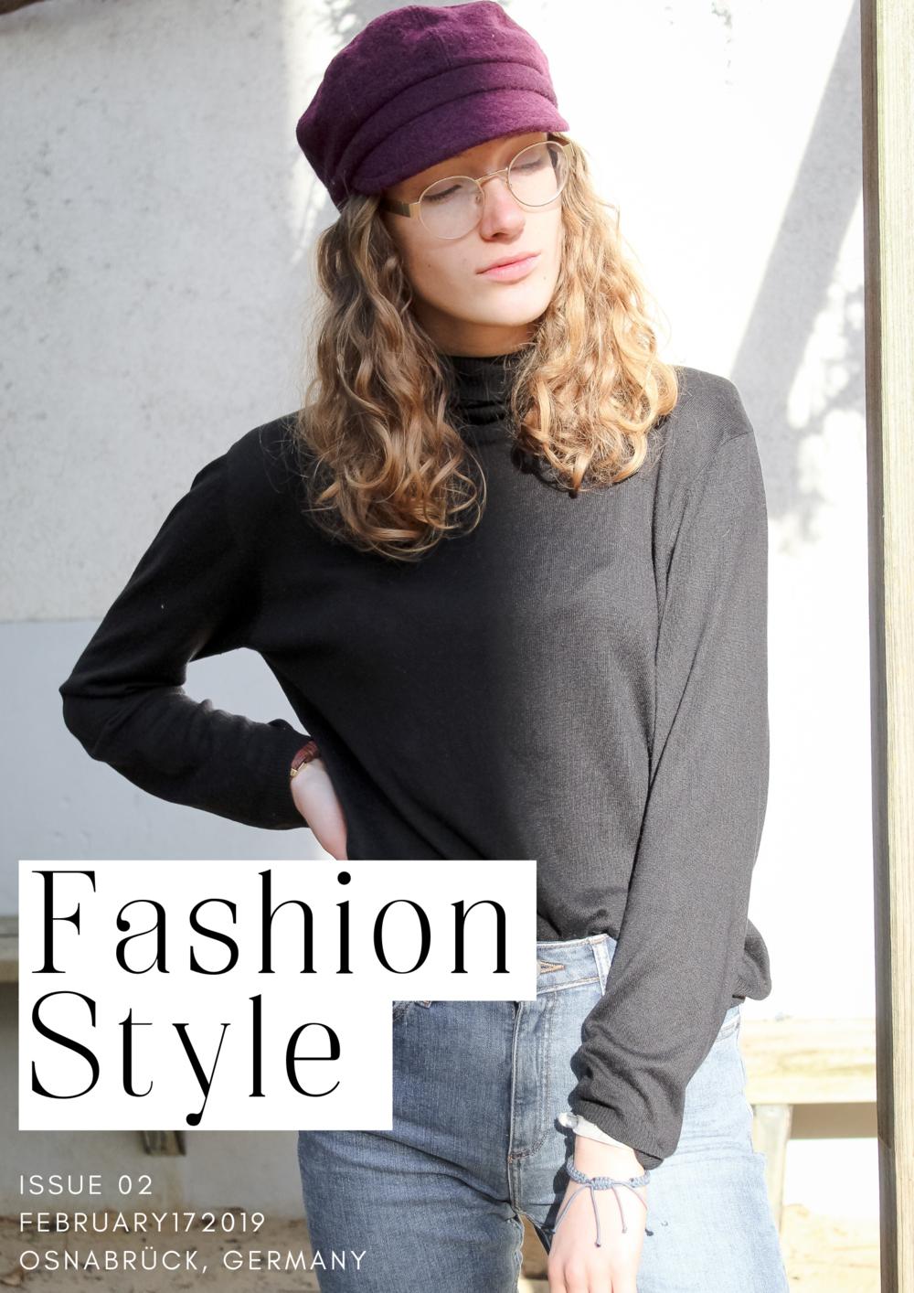 Fashion Style Outfit from lena.naeht photographed by www.herprettybravesoul.com Osnabrück, Germany, Fashion Style, Nachhaltig, Slow Fashion, editorial, editorial magazine, photography