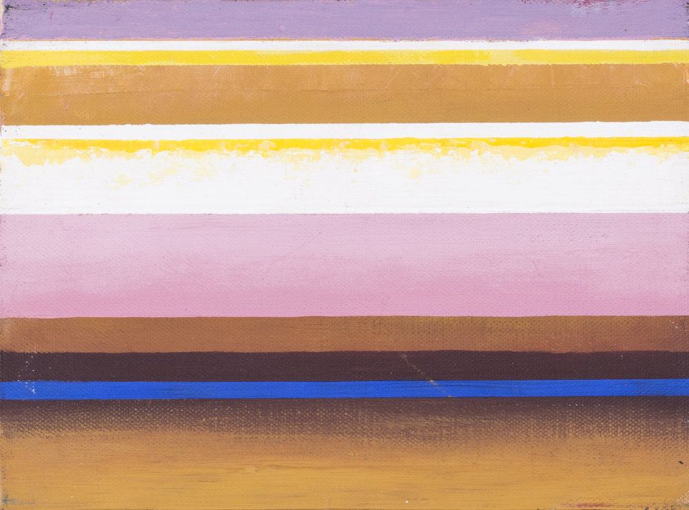 Lumiere, circa 1975   Oil on canvas  Signed 'J Froment' (on the reverse)  6.1/2 x 8.3/4 in. (16.5 x 22.3 cm.)   Price: £610