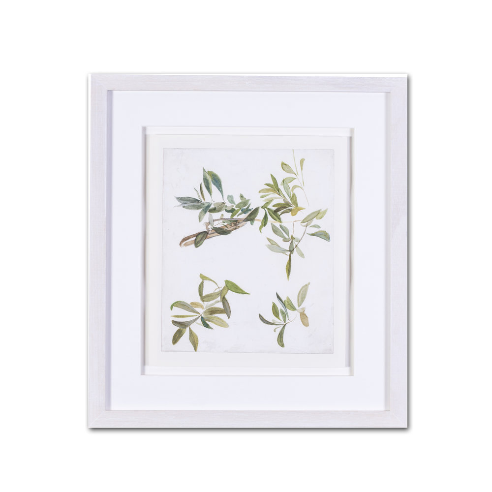 Evelyn De Morgan      Olive branches     10 x 8.1/2 in. (25.3 x 21.7 cm.)      Price: £1,900