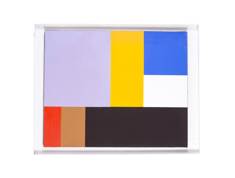 JOEL FROMENT II      Abstract Composition    Acrylic on canvas  32 x 39.1/2 in. (81.3 x 100.3 cm.)   Price: £3,100