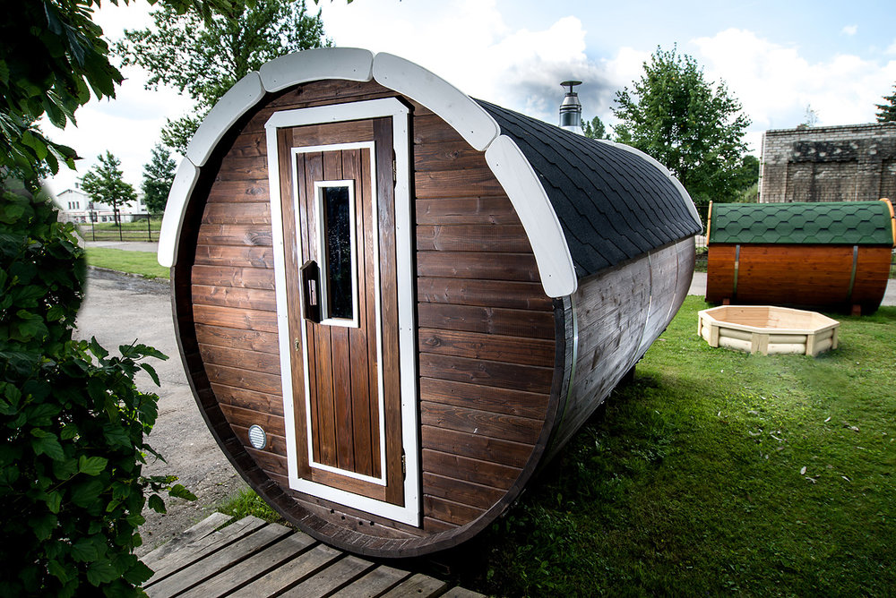 Sauna barrel 4 m Length Viking1.jpg