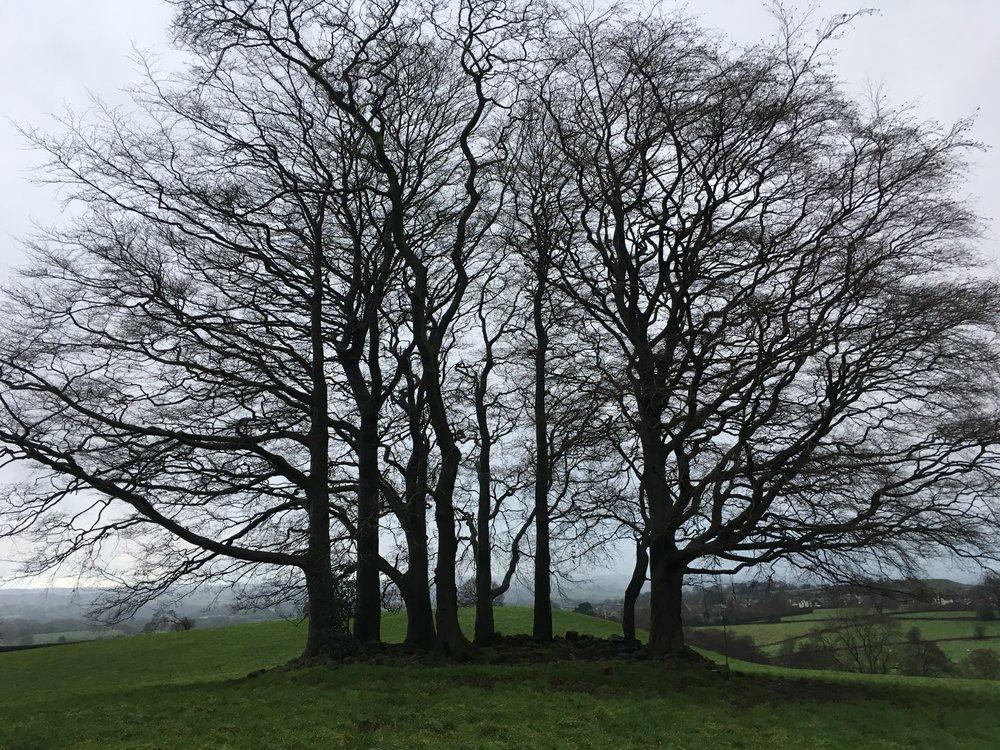 Ooit een ontmoetingsplaats voor Quakers in Ipstones, Staffordshire Moorlands.   Foto: Bonnie Reynell