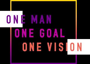 One Man, One Goal, One Vision | Luke as Freddie - Freddie Mercury Tribute Act