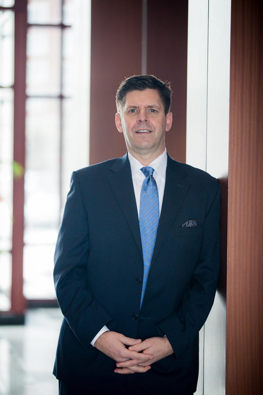 Bradley Wheeler - Managing Dir. of Business Development