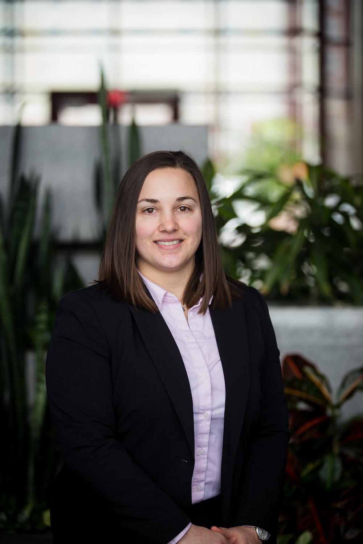 Ashley Arsena - Operations and Marketing Analyst