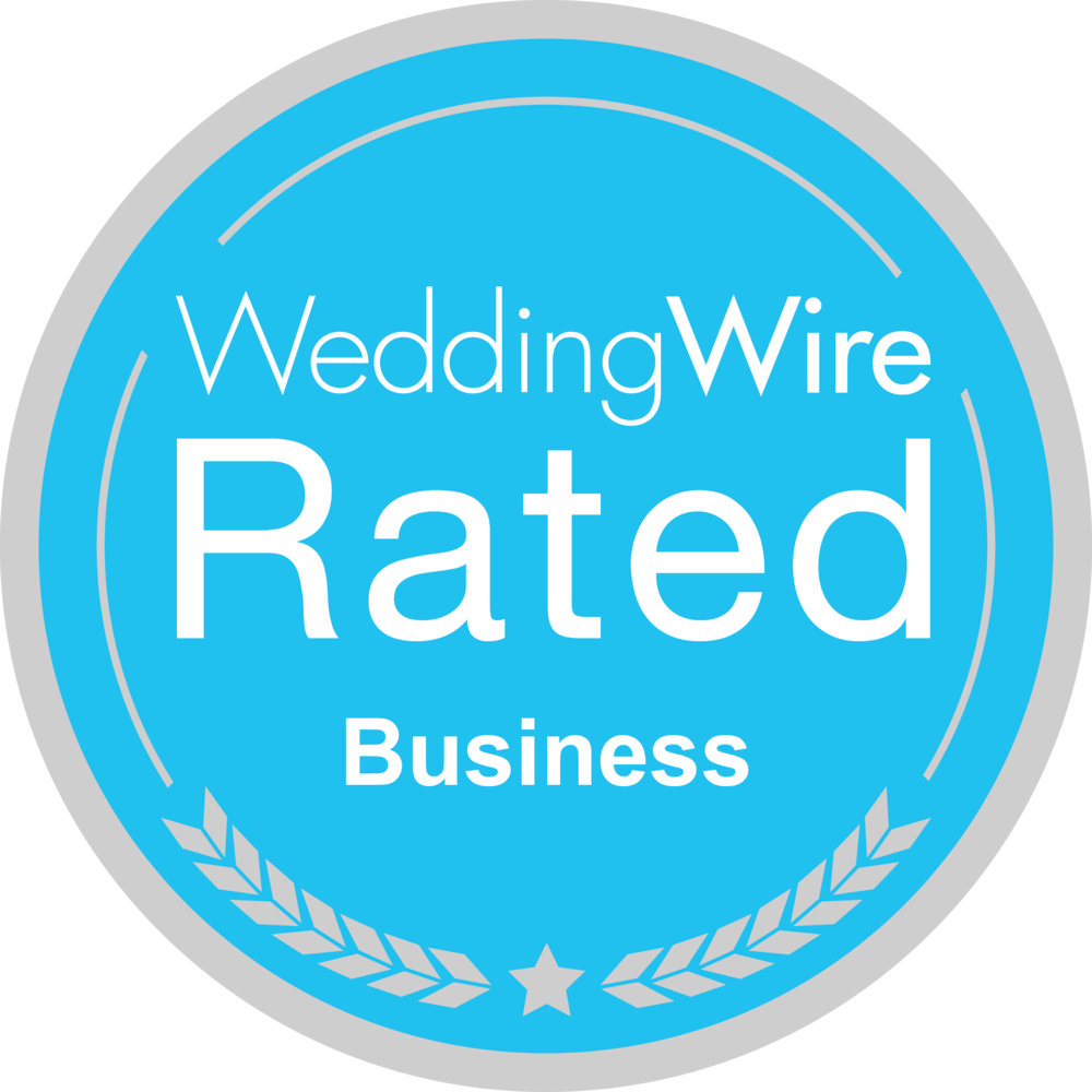 Wedding Wire Rated Beauty Business