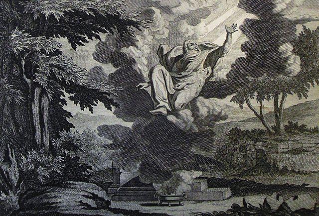 L'ascension dans les sept cieux du patriarche Hénoch (prophète Idriss)