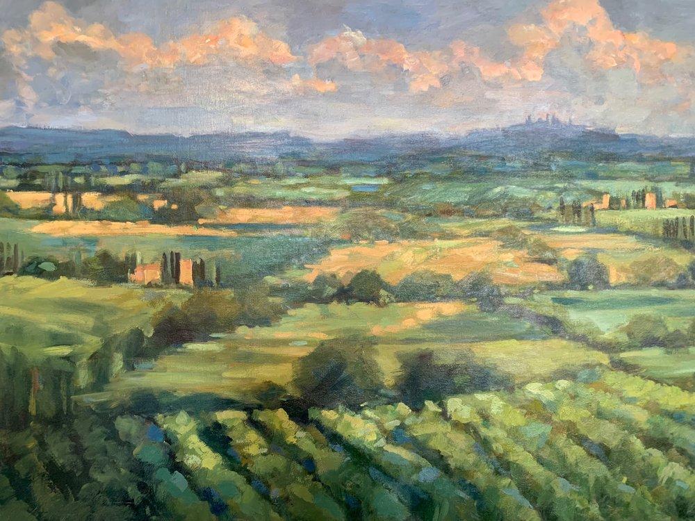 Tuscany Dusk