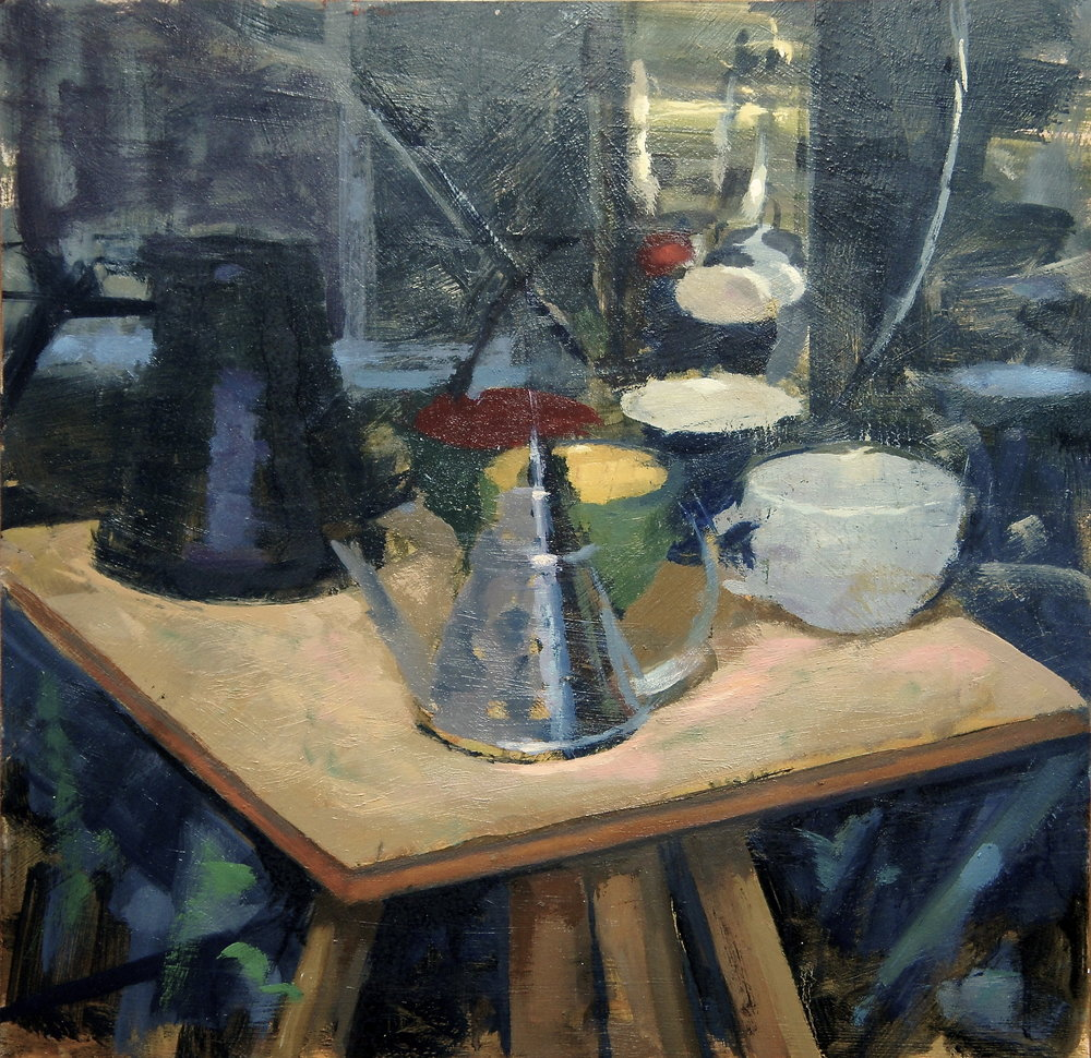 Still Life with Reflections