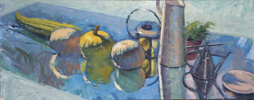 Still Life with Reflections II
