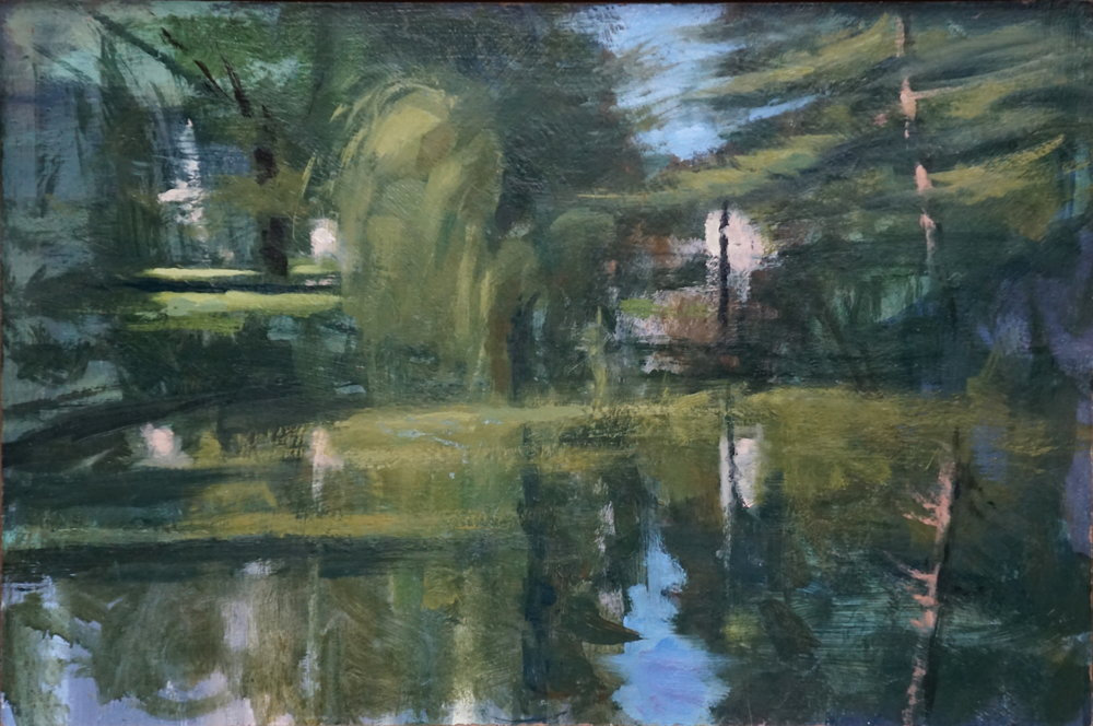 Summer Pond IV