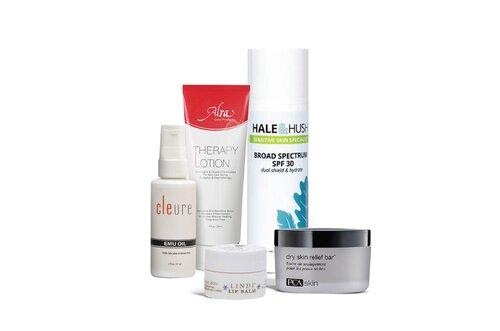 Body Care Bundle Dry/Sensitive Skin