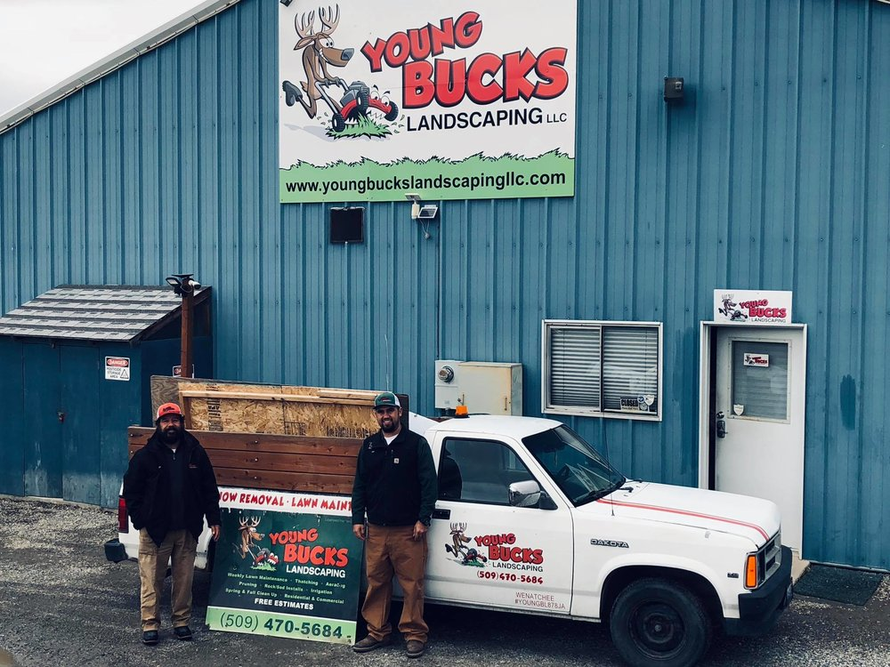Contact us - Ready to have some work done? Young Bucks Landscaping, LLC is here to help with your landscaping and tree service needs.