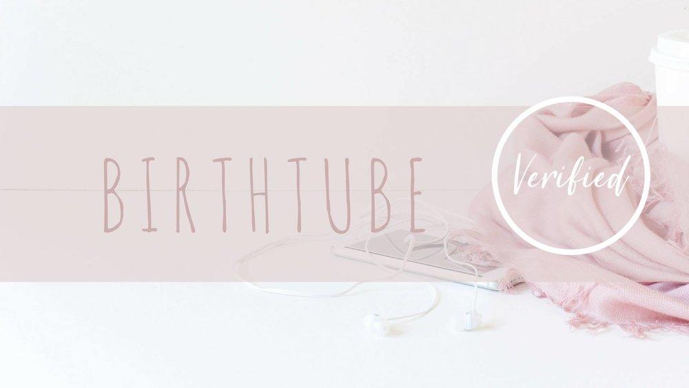 Visit us on BirthTUBE