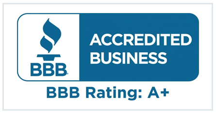 BBB - Review our A+ rating through the Better Business Bureau