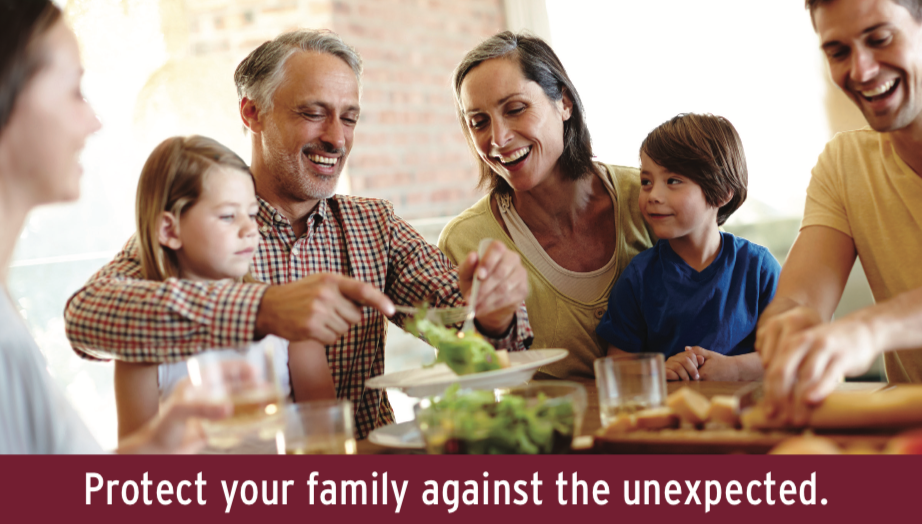 Protect Your Family Against the Unexpected