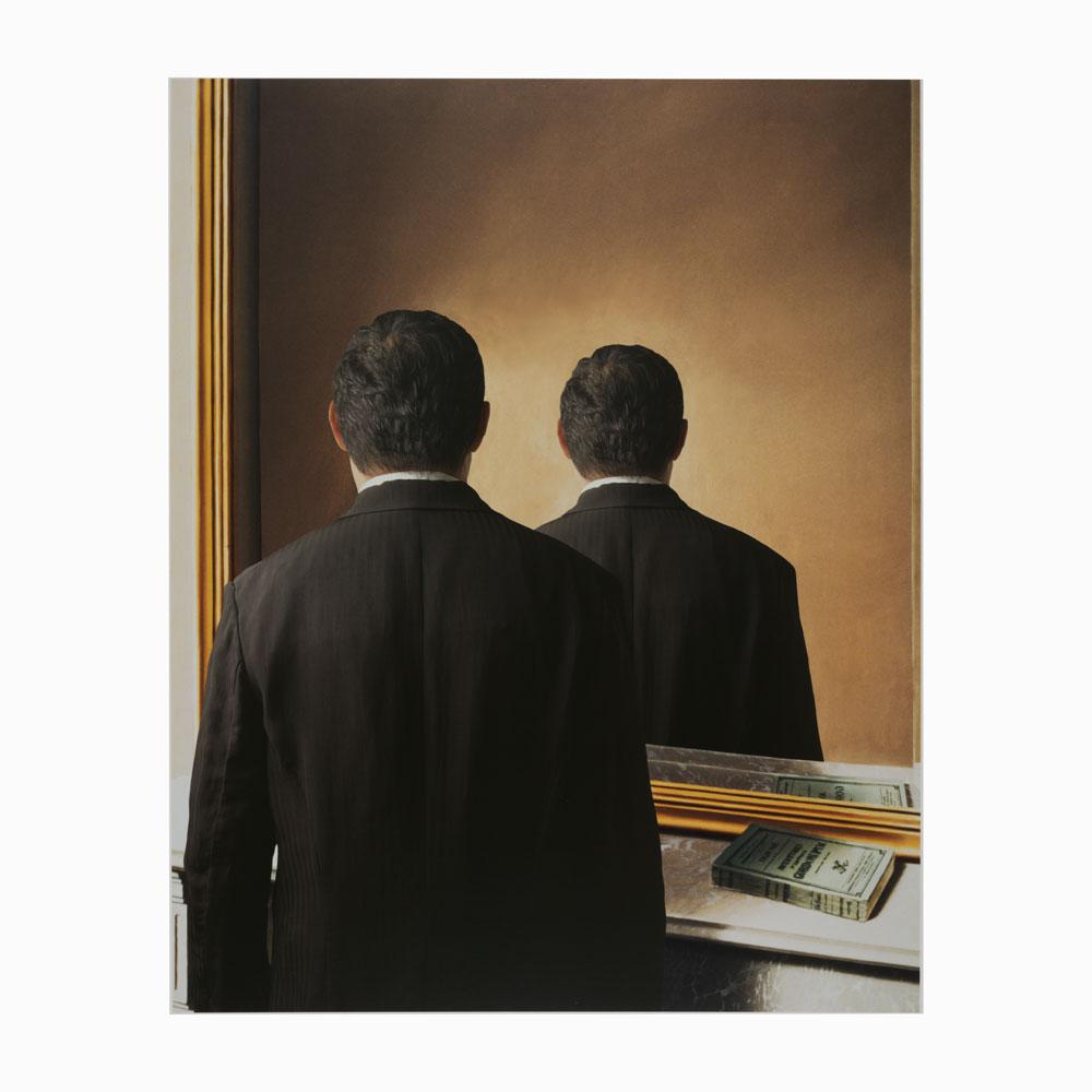 La Vie Secrete (After Magritte)