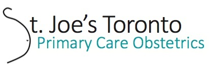 Primary Care Obstetrics: St. Joe's Toronto