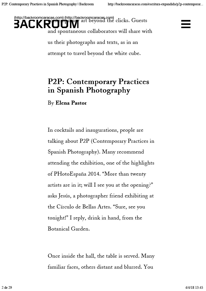 Contemporary Practices in Spanish Photography | Backroom-2.jpg