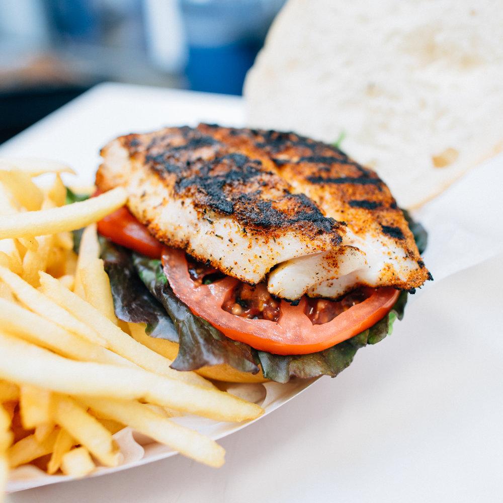 Nassau Street Seafood