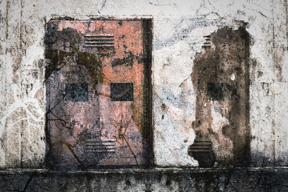 Dos Caras I / Two Faces I