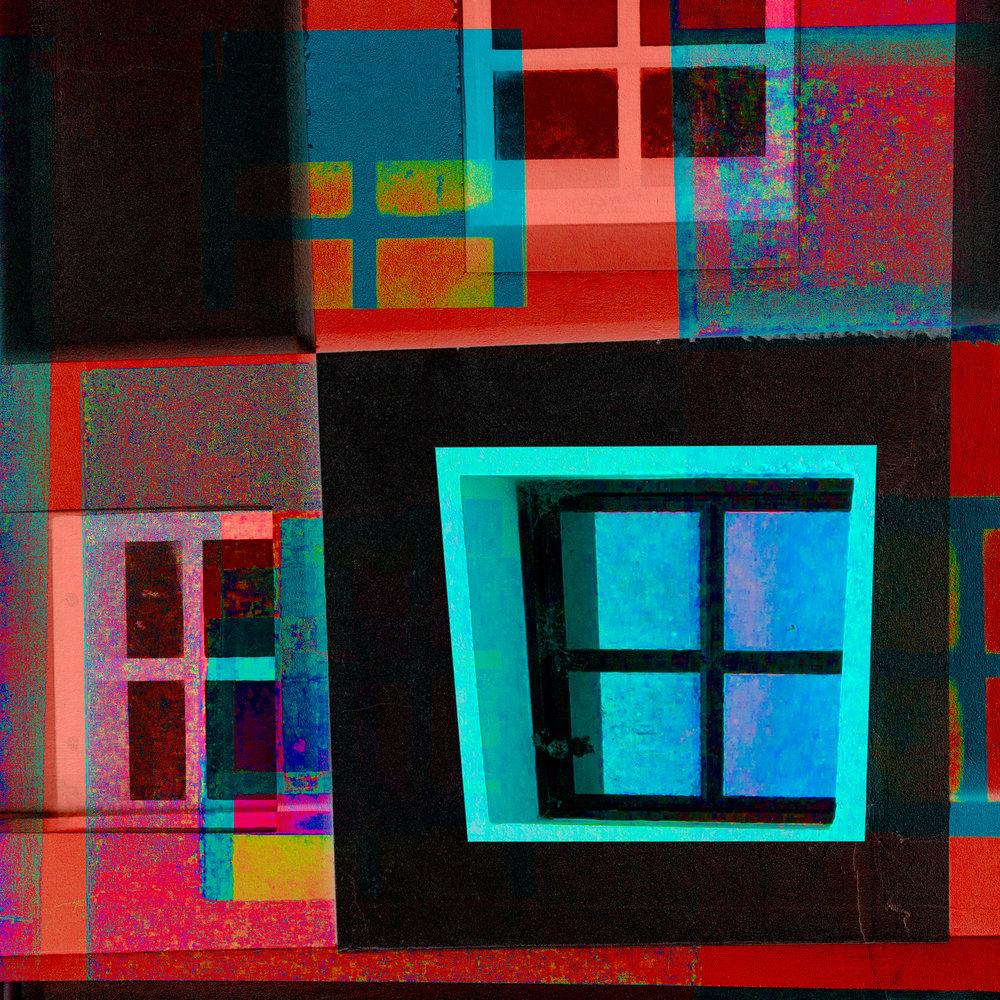 Turquoise Window