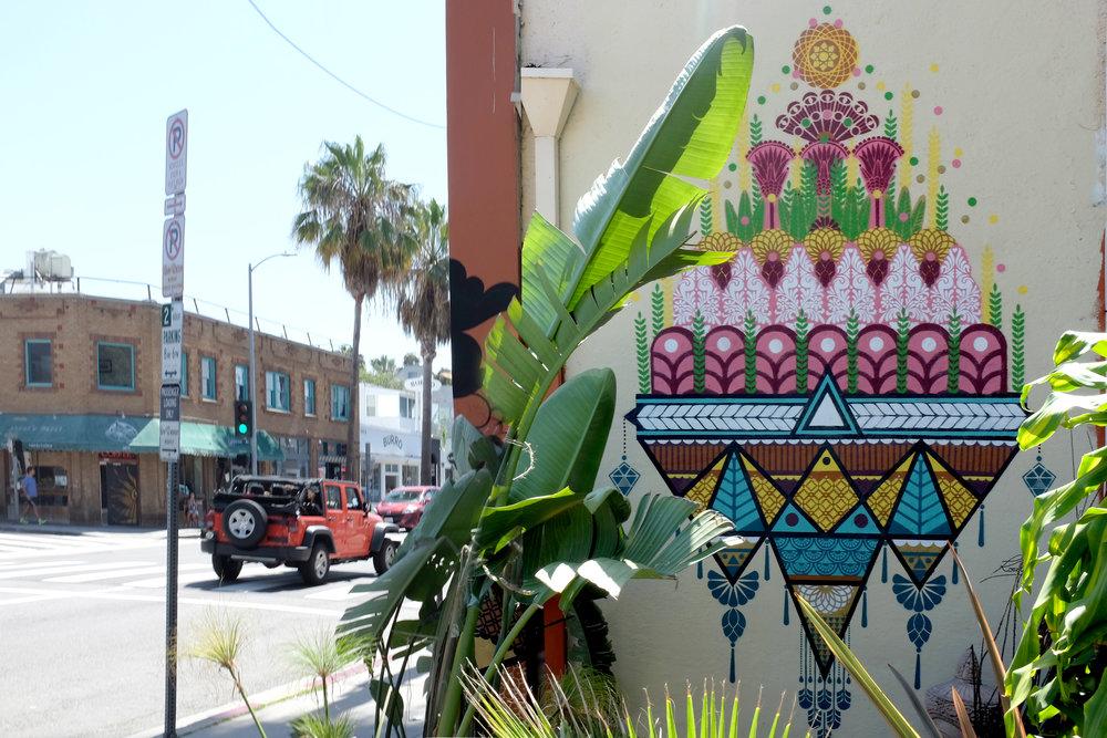 Vegetal Island  - Venice, Los Angeles, CA - USA | 2015