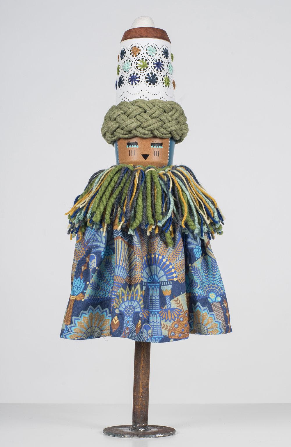 Eleoranus  - Kochika (front) statuette   2018