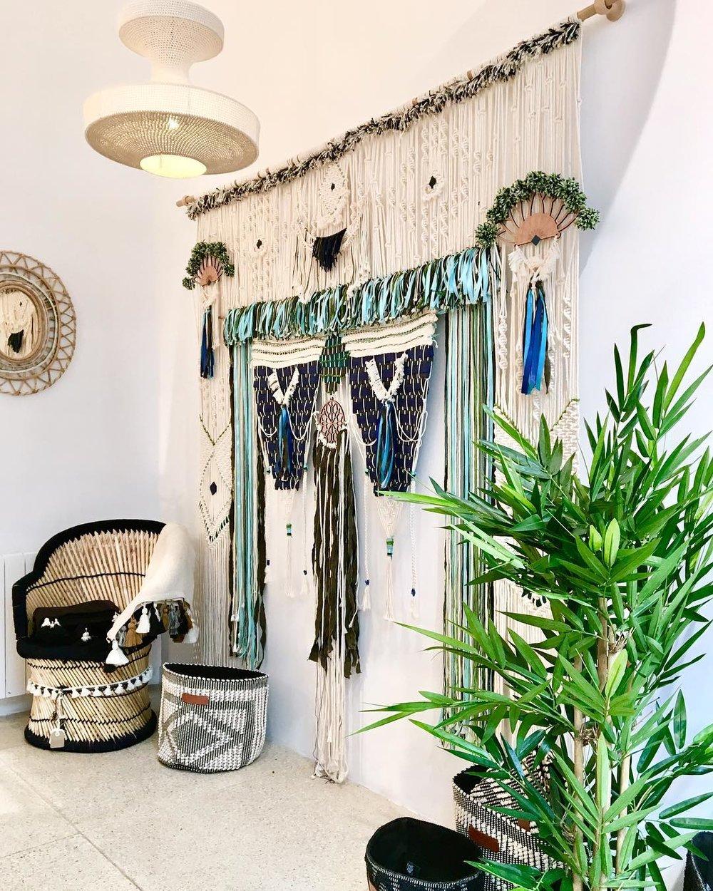 Atea  big weaving | 2018