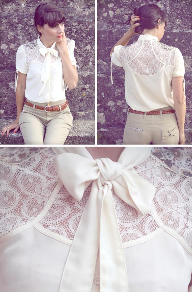 "Ondeline  - Skirt for Metroplastique - "" Mono/Stereo "" Collection | 2012"