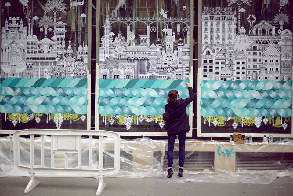 Oxymore  - Ministère de la Culture, Paris - FR | 2015