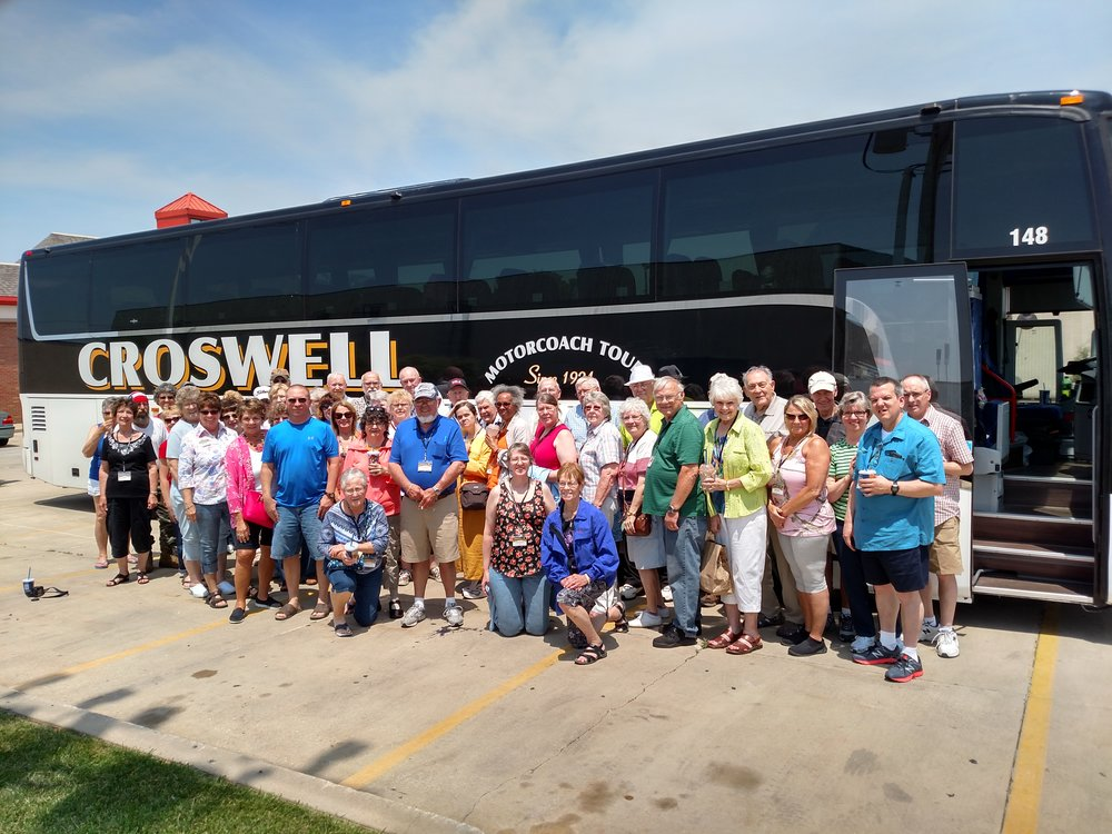 Group & Individual Tours - Croswell is celebrating 35 years of offering a wide range of pre-packaged individual tours and custom tours for your group or organization. Leave the planning to us! Find out more ➝
