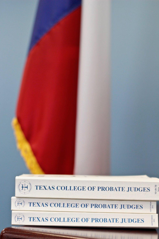 Texas College of Probate Judges