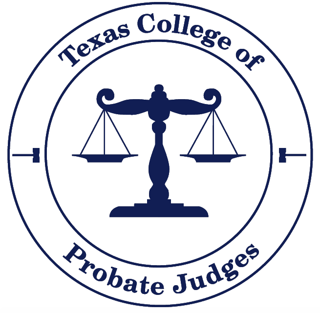 Texas College of Probate Judges (TCPJ)