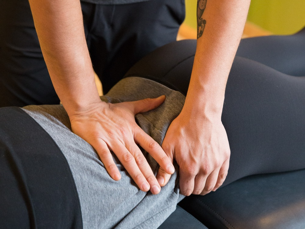 pin-point the pain; massage with movement. - Get back to doing what you love.