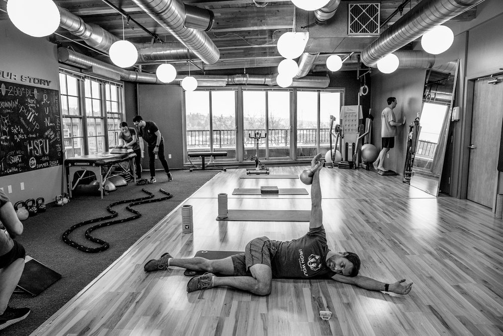 Learn to move better with Functional rehab. - Improve form & avoid future injury.