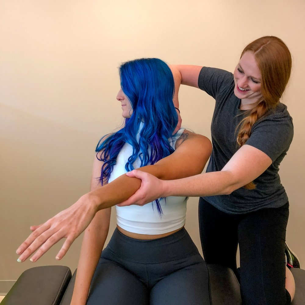 elbow pain treatment in west seattle