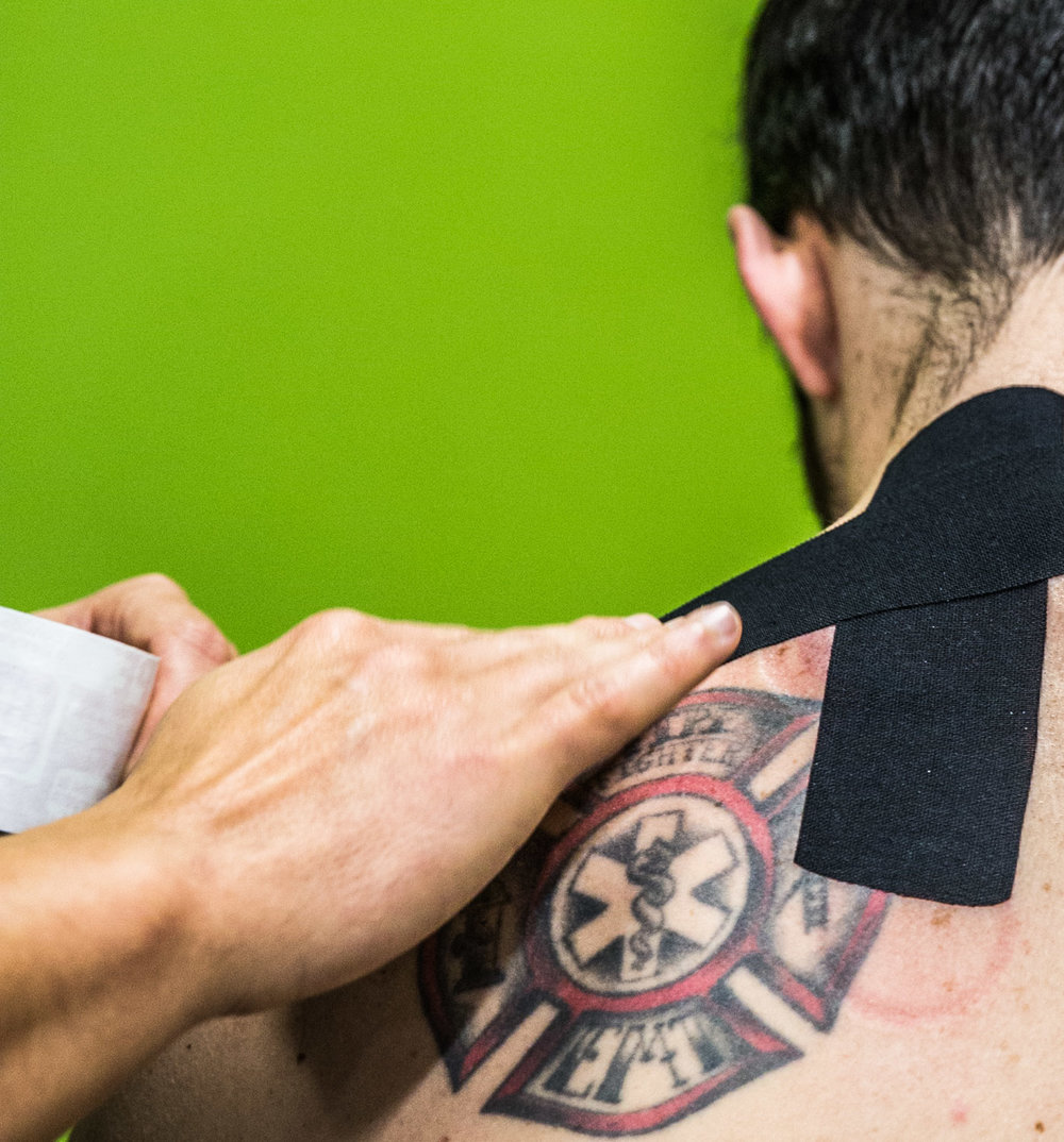 Green Lake neck pain treatment in Seattle