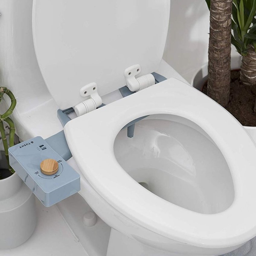 business insider - I Bought A $69 Bidet Attachment For My Toilet Because My Butt Deserves It
