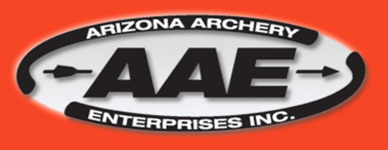 Arizona Archery Enterprises Inc. (AAE) - 15% Discount phone or booth