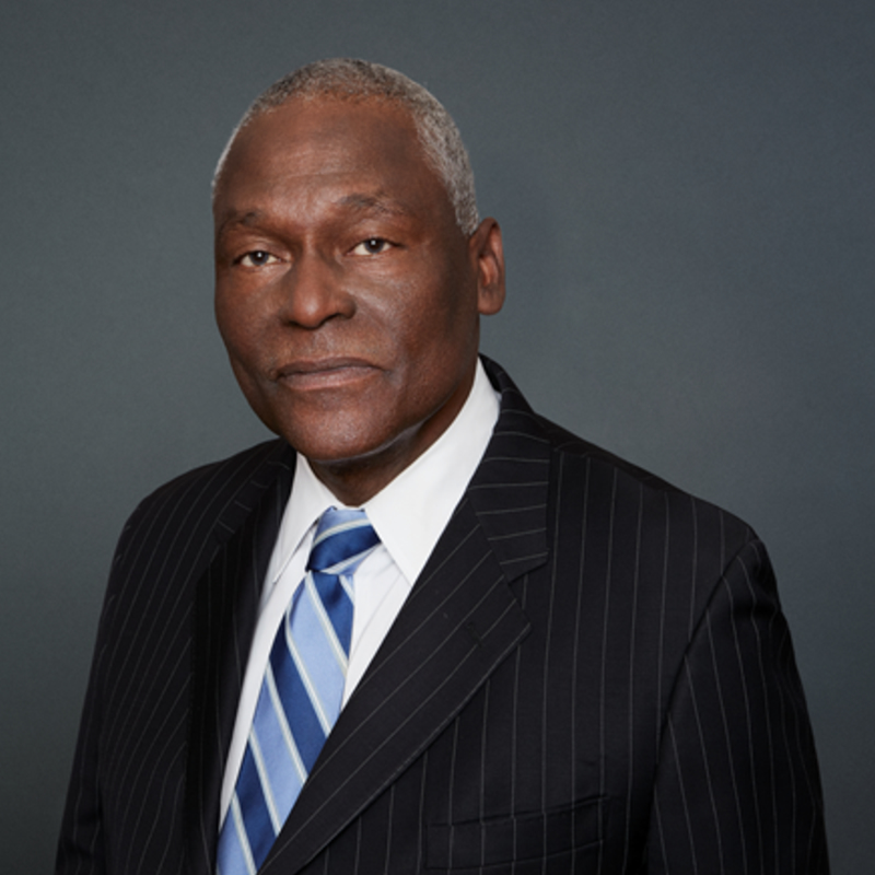 New York County Democratic Party Chair Keith Wright -