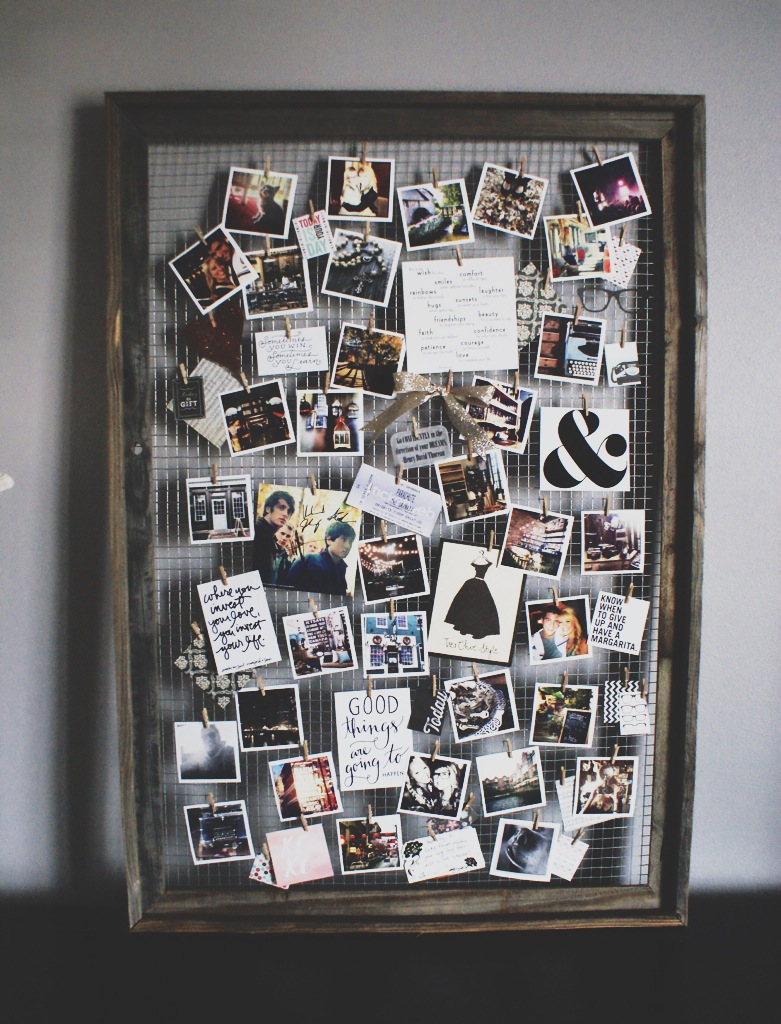 DIY Inspiration & Mood Board