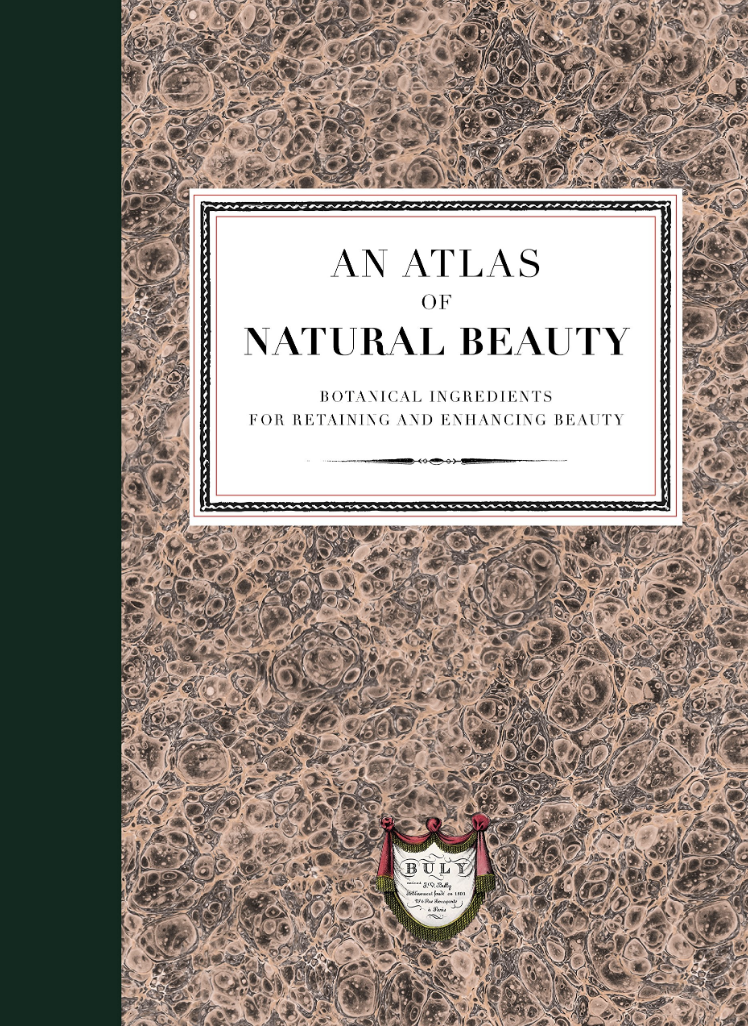 An Atlas of Natural Beauty: by L'Officie Universelle Buly  - photo by Penguin Books