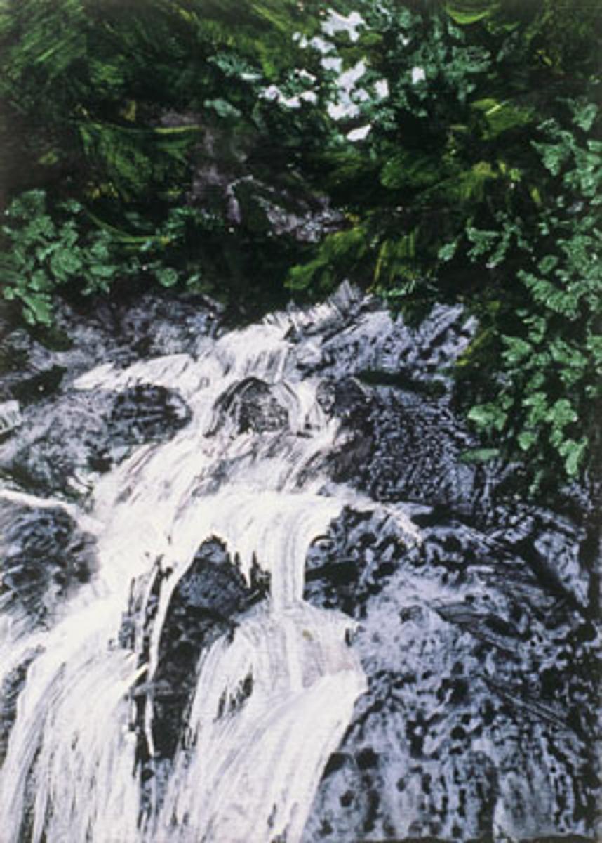 Coquihalla Falls II